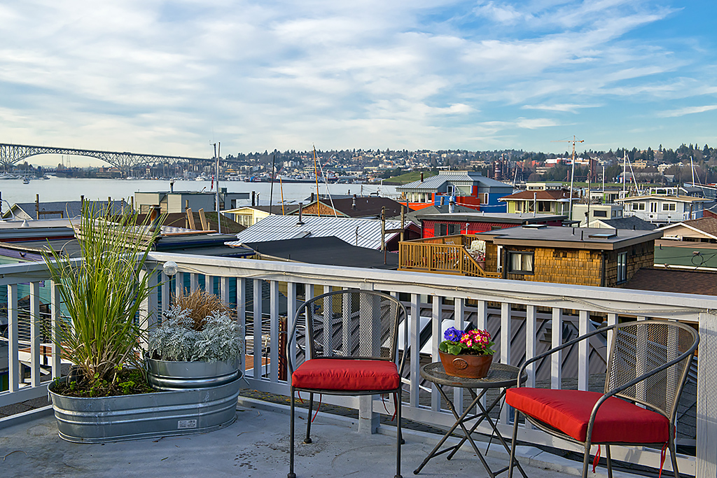 Roof Top 1 2031 Fairview Ave E Seattle Wa 98102